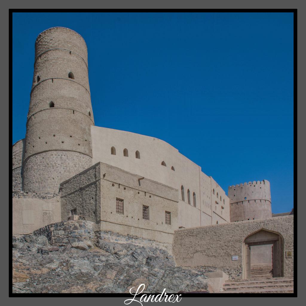 Oman forte di Bahla