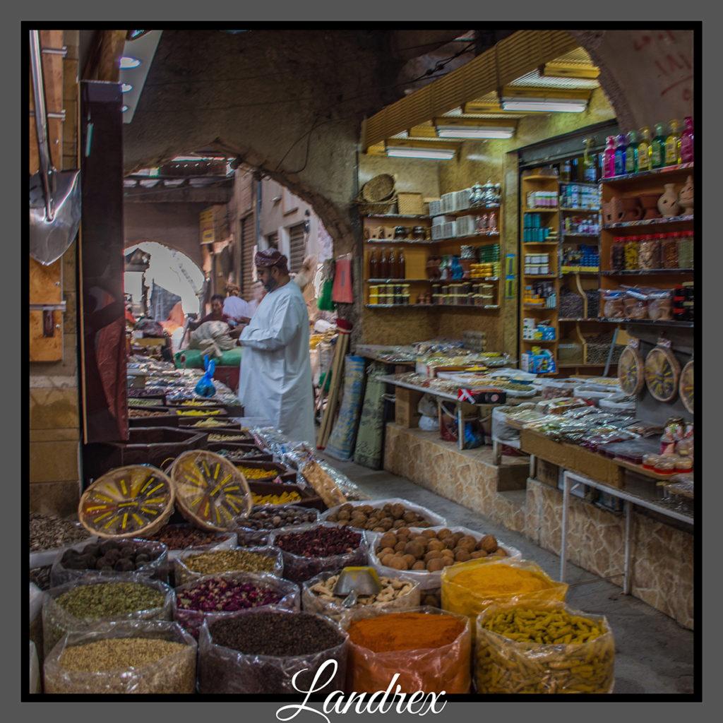 Oman mercato Nizwa