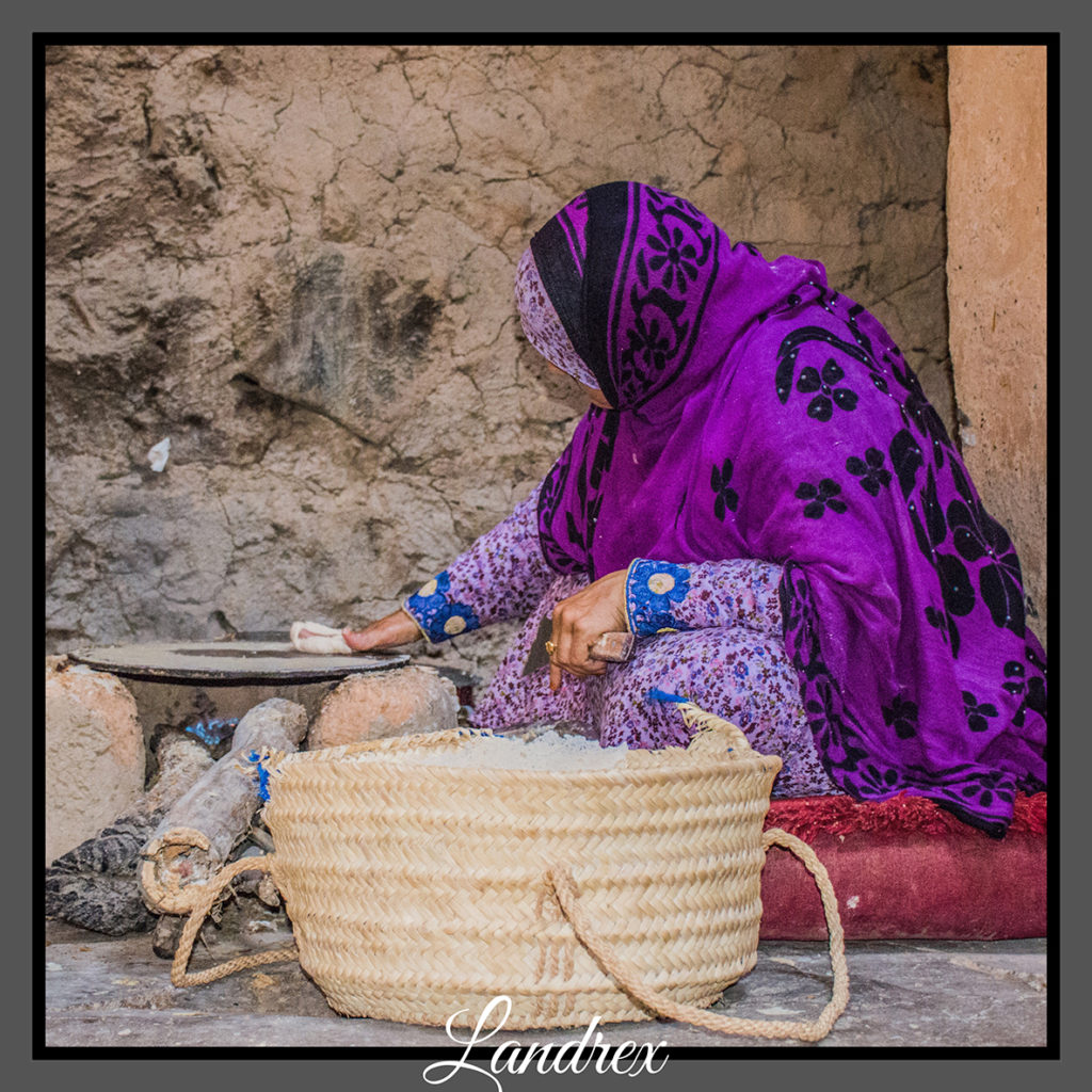Oman donne al lavoro