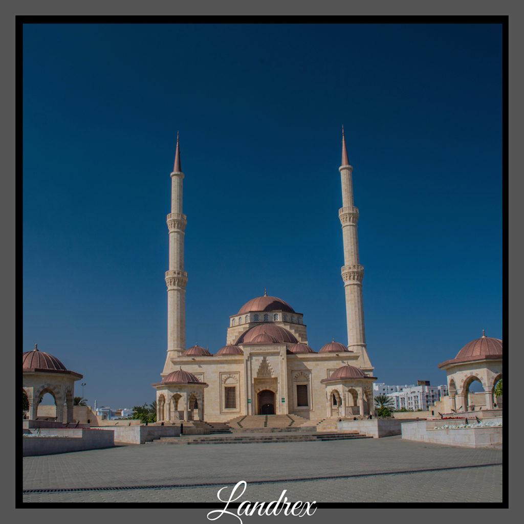 Oman moschea