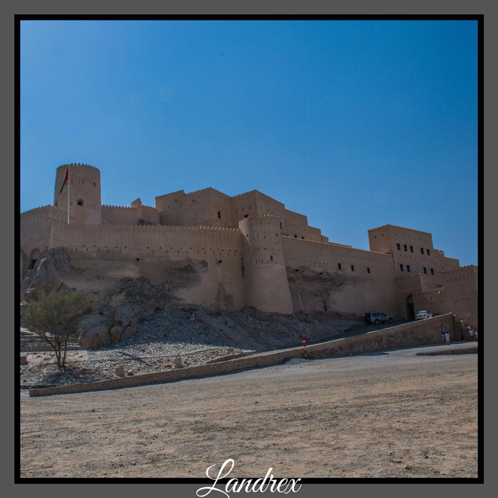 Oman castello di Nakhal