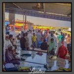 Oman mercato del pesce